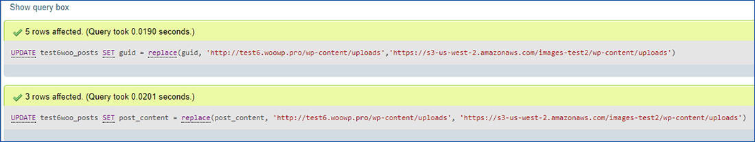 SQL post guid
