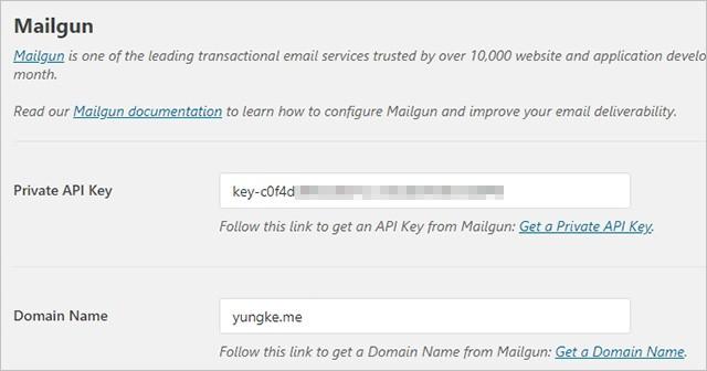 WP Mail SMTP 設置