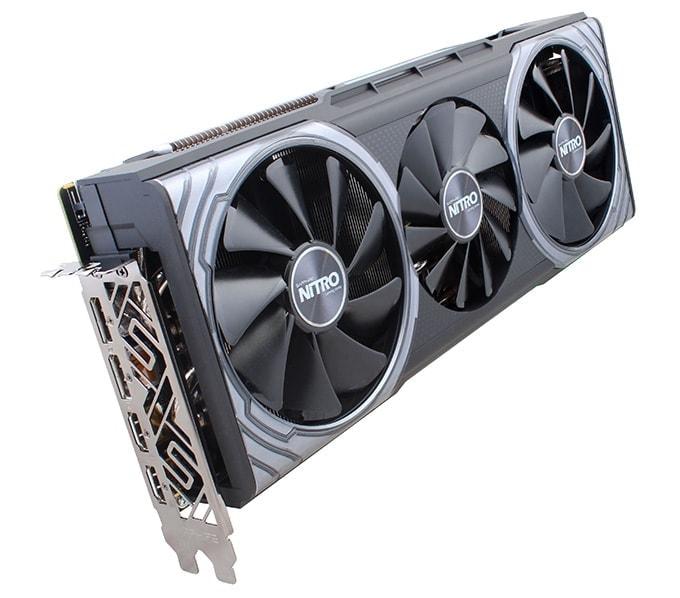 SAPPHIRE NITRO+ Radeon RX Vega56 8G AMD