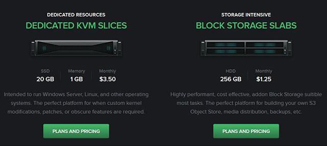 BuyVM + Block Storage suitible